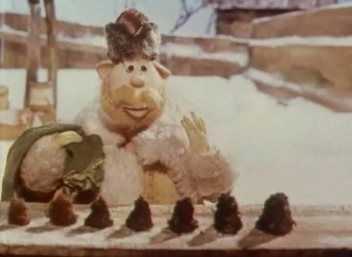 А семь шапок сошьёшь и семь сошью мультфильм