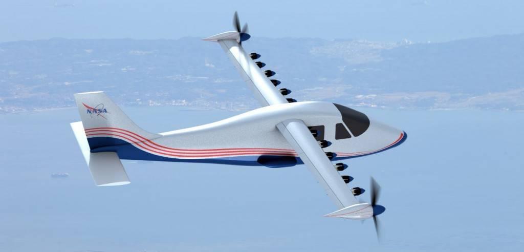 NASA тестирует новые электродвигатели для самолётов - ВсеВести24