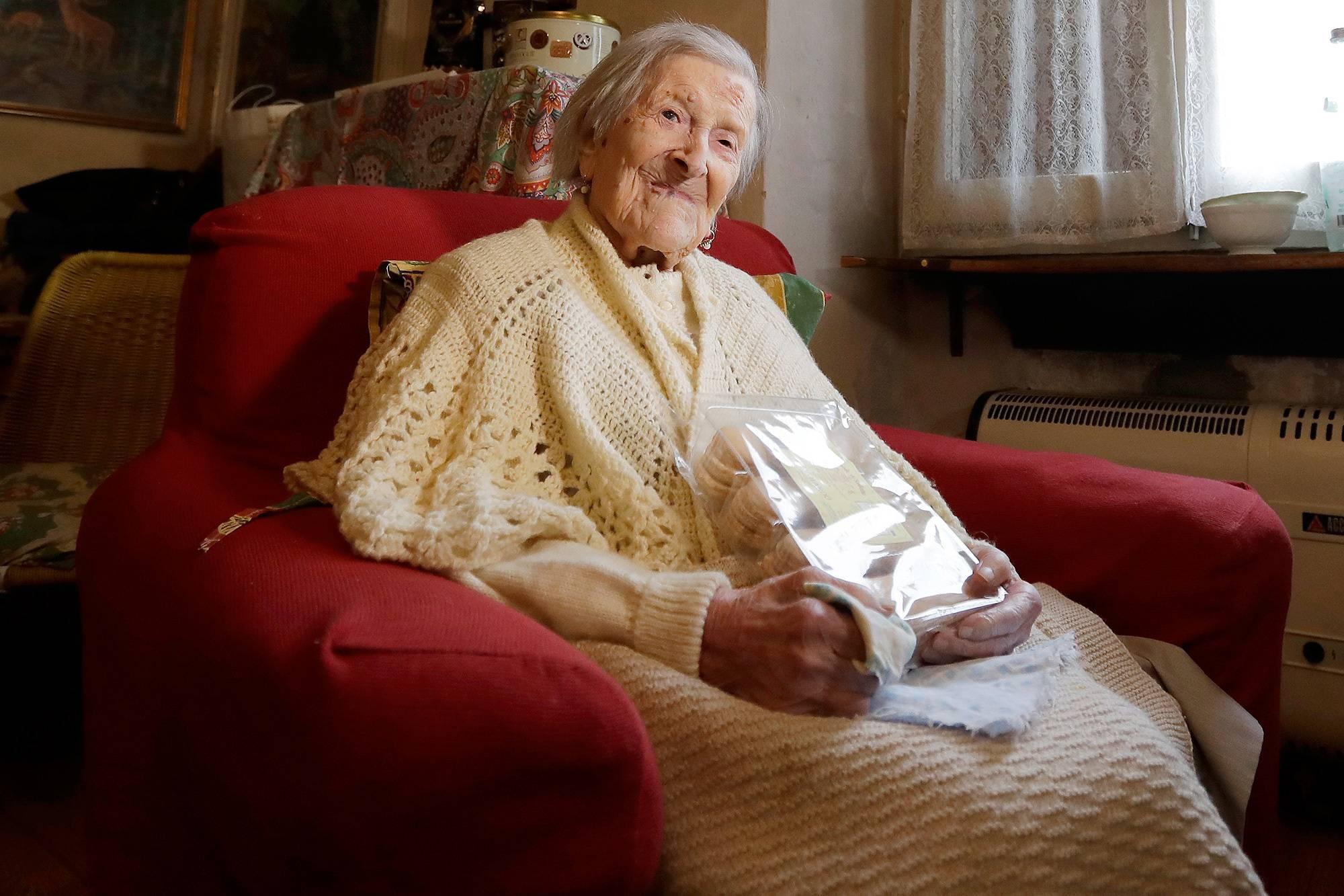 Самые старые дамы, «Для меня долгая жизнь совсем не божий подарок» 25 фотография