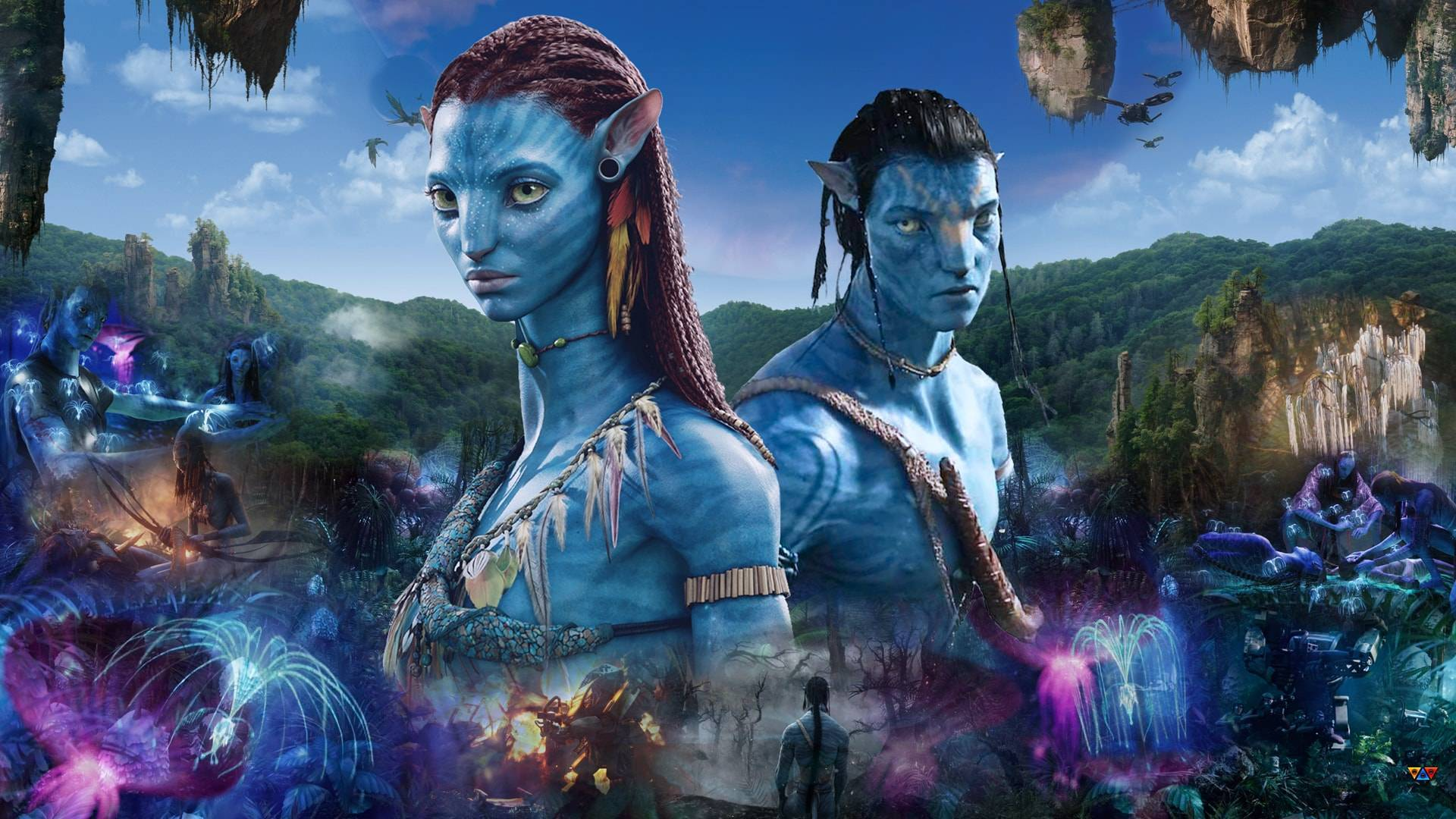The complete soundtrack of james cameron's film - avatar, by james horner.